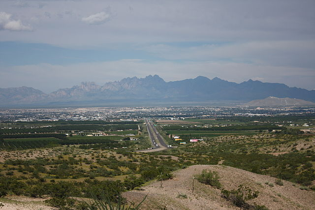 Photo of Las Cruces, NM