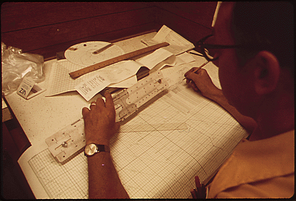 Calculating by Slide Rule
